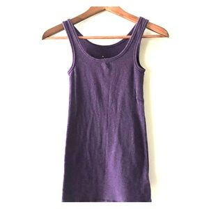Purple Basic Tank